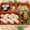 Salmon Sushi Bento