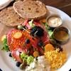 Gravlax salmons salad จานนี้อร่อยคะ สลัดสั่งทานบ่อย