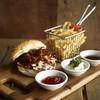 BBQ Burger 1 Set