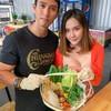 ชุดผักมังสวิรัติเพื่อสุขภาพ ได้ทั้งวุ้นเส้น มาม่า เต้าหู้ไก่ ไข่ไก่ 149.-