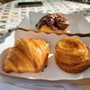 croissant classic 50.- เดนิชคาราเมล 40.-