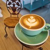 Hot Latte ☕️☕️