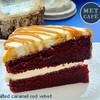 Salted Caramel Red Velvet Cake (S)