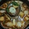 สั่งมาทานที่บ้าน น้ำซุปหอมอร่อยมาก แม้จะใส่น้ำเพิ่มมากกว่า 1:1 ตามสูตรเพราะคนที่