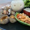 เมี่ยงหมอกหอยแครง