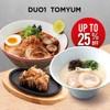 Duo 1 TOMYUMShiromaru Standard + Tom Yum Chashu + Takoyaki