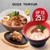 Duo 3 TOMYUMKaraka Standard + Tom Yum Chashu + Takoyaki