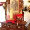 ป้ายพระวิญญาณ พระเจ้ากรุงธนบุรี