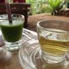 ชาสมุนไพร+น้ำผักปั่น