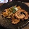 แฟตตูชินี่ซอสมันกุ้งหมูชาชู หมูอร่อย เส้นอร่อยสุดกำลังดี แต่พอทานด้วยกันออกเลี่ย