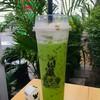 ชาเขียวนมสด...หอมชาเขียวจากน้ำกลั่นจากใบชาเขียวธรรมชาติ