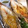 เจ๊หอย 24ชม. ม.ทิพวัล รวมยำแซ่บ อาหาร จานเดียว หอยนางรม ปูไข่ดอง กุ้งแม่น้ำ ยำ ปลาหมึกย่าง หอยแครง ทิพวัล 1 เทพารักษ์
