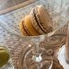 Macaron Earl Grey & Passion Fruit