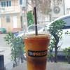 น้ำส้มปั่น&กาแฟ อร่อยชื่นใจมากๆ