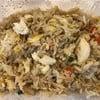 ข้าวผัดปูน้ำมันมะกอก เพิ่มเนื้อปู