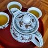 ชาร้อนๆจากดอกกาแฟ ที่ผ่านการเลือกสรรดอกกาแฟที่บานเต็มที่ มาทำเป็นชา เยี่ยมมากๆ