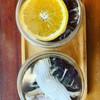 กาแฟส้ม กับ กาแฟมะพร้าว