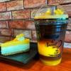 ศุกร์ เสาร์ อาทิตย์นี้ แวะมาดื่ม Smoothie Orange Juice Espresso กับ ทาน Lemon Cr