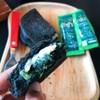 ปังชีสชาโคลผักโขมแฮม
