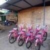 จักรยานสีชมพูพาเราไปเที่ยว