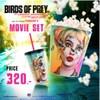 Bird of Prey Movie Set