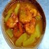 แกงส้มกุ้งมะละกอ