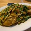 กระวานผัดฉ่าปลา