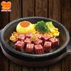 Diced Cut Steak - Mashed Potato 150 g.