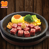 Diced Cut Steak - Mashed Potato 130 g.
