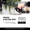 /// สระ + นวดศรีษะ ฟินๆ 💆🏻♂️💆🏻♀️ กับโปรแกรมล่าสุด DE GREAT Wash & Blow Dry