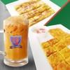 โรตีมะตะบะไก่+โรตีกล้วย+ชาชัก(L) แถมฟรี ชาชัก(L) 1 แก้ว