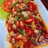 ปลาตะมะราดพริก อันนี้อร่อยยกนิ้วเลย