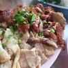 ไก่ทอดดีงามกรอบอร่อยไร้แป้ง ไก่ต้มแห้งแข็งไปหน่อย 😔