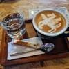 กาแฟลาเต้ นุ่มๆ สามารถเลือกระดับความเข้มข้นของกาแฟได้ค่ะ