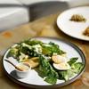 Ivory Coast Almond's Caesar Salad