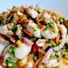 ยำหอยนางรม หอยสุราษฎร์ แท้