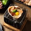 (290 บาท) มันปูฮอกไกโด ท็อปด้วยความมันของไข่ทั้ง 2 แบบ