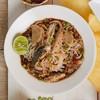 ยำขนมจีนหมูยอปลาทูแซ่บ