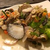 ยำหอยแครง หอยตัวใหญ่ สดดี