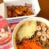 ข้าวผัดอร่อยสไตล์เกาหลี ทานกับไก่ทอดเข้ากันมากค่ะ
