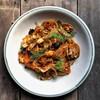 Spicy Seafood Spaghetti alla Chitarra