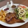 signature pork steak