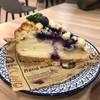 ชีสเค้กบลูเบอร์รี่คัมเบิ้ล