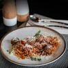 Spaghetti Wagyu Meatball
