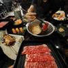 เมื่อวานไปกินชาบูที่ Tadaima มาอีกแล้ววว วงการนี้เข้าแล้วออกยากจริงๆ แต่ ที่นี่เ