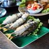 (120บ.) ปลาทูสดจากแม่กลอง ทอดกรอบ เนื้อหวานมัน กินกับพริกน้ำปลาอย่างดีกับข้าวสวย