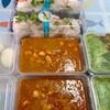 ขนมจีนน้ำยาเนื้อปู ชุดเล็ก