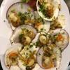 หอยเชลล์อบเนย (เทียม)