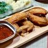 ปีกไก่ทอด หอม อร่อย