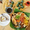 บ้านรัก กุยช่ายและผัดไทยห่อแตก หัวหิน